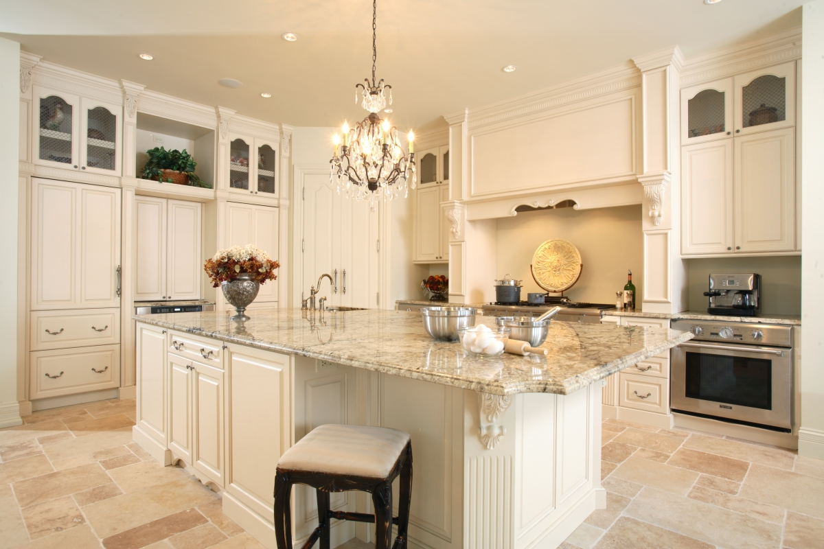 Kitchen designs kitchen bathroom renovations in for Style at home kitchen ideas